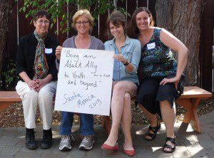 Santa Monica Adult Ally Workshop 2013