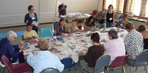 Soul Collage Workshop, Fellowship Friday, Annual Session 2014
